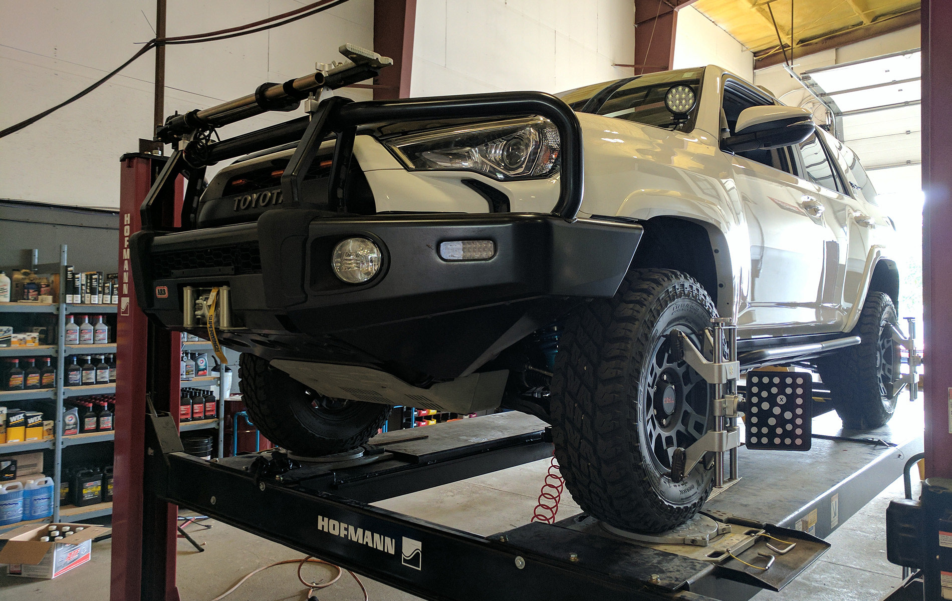 Edmonton's Premier Automotive Service and Performance Facility